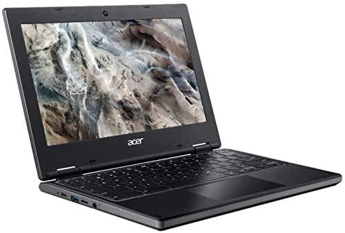 "Acer Chromebook C721-48FM 11.6"" 4GB 16GB AMD A4-9120C X21.6GHz Chrome OS,Black 3"