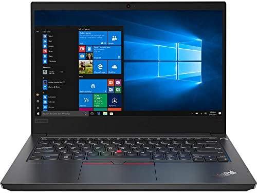 "Latest Lenovo ThinkPad E14 14"" FHD 1080p IPS Enterprise Laptop computer (Intel 4-Core i5-10210U(Beat i7-8550u), 16GB DDR4 RAM, 256GB SSD PCIe M.2 SSD) Kind-C, Webcam, Home windows 10 Professional + IST HDMI Cable 3"
