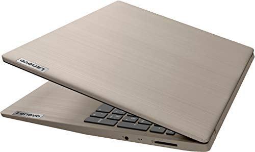"2021 Lenovo IdeaPad 3 15.6"" HD Touchscreen Laptop, Intel Core i3-1005G1 Processor, 8GB RAM, 256GB SSD, HDMI, Windows 10 S, Almond, W/ IFT Accessories 4"